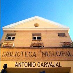 BIBLIOTECA ANTONIO CARVAJAL Ayuntamiento de Albolote