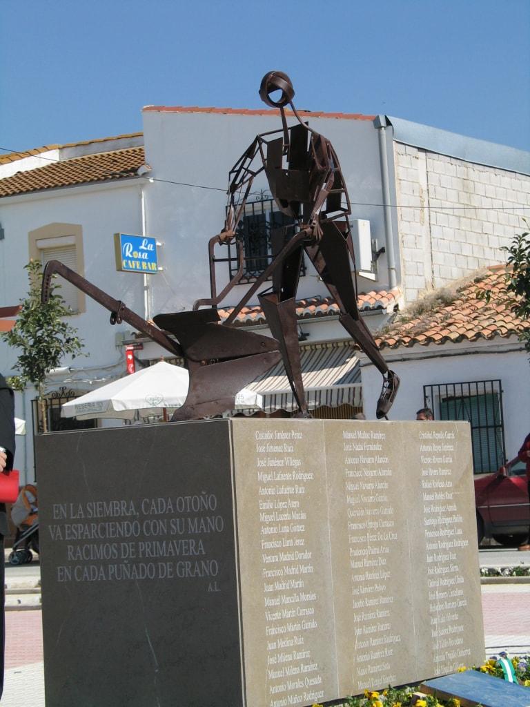 Esculturas y monumentos